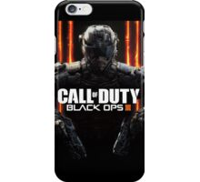 Black ops 3 Products iPhone Case/Skin