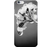 White drop iPhone Case/Skin