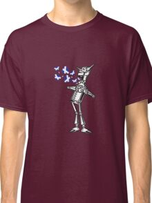 Tin Man Scottish Independence Heart  Classic T-Shirt