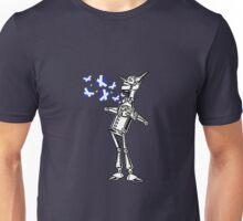 Tin Man Scottish Independence Heart  Unisex T-Shirt