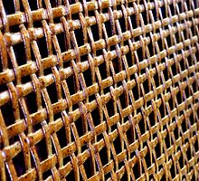 Chair Back Macro by Stephen Thomas