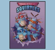 Teenage Mutant Ninja Squirtles  by Bukstarr