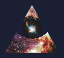 Messier 17, Eye of Centaurus A [Triangle]   Third Eye by SirDouglasFresh