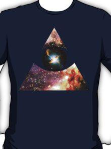 Messier 17, Eye of Centaurus A [Triangle]   Third Eye T-Shirt