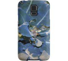 Newly trimmed broccoli Samsung Galaxy Case/Skin