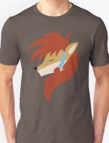 Wolf Nanaki - Simple Portrait T-Shirt