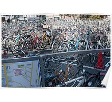 cycle park Poster