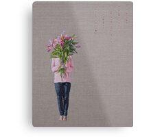 bouquet Metal Print