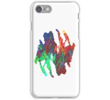 Melting pot iPhone Case/Skin