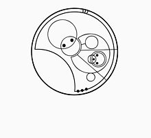 """Allons-y!"" Translated into Gallifreyan Unisex T-Shirt"