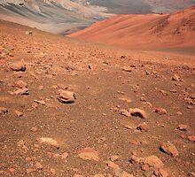 Martian landscape by zumi