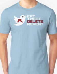 Ryback - EAT TWEET DELETE REPEAT T-Shirt