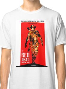 red dead redemption  Classic T-Shirt