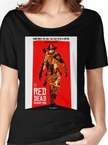 red dead redemption  Women's Relaxed Fit T-Shirt