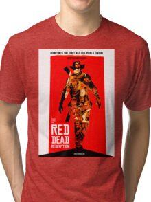 red dead redemption  Tri-blend T-Shirt