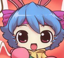 Trickster Bunny Sticker