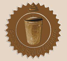 AniMat's Seal of Garbage T-Shirt