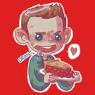Food Love-Dean by Cara McGee