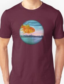 goldfish sunrise T-Shirt