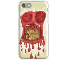 Gut Face Monster iPhone Case/Skin
