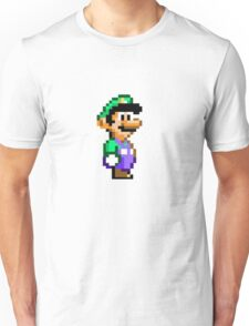Old super Luigi Unisex T-Shirt
