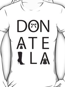 Donatella Lady GaGa inspired T-Shirt