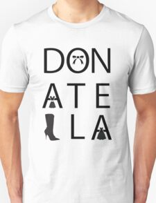 Donatella Lady GaGa inspired T-Shirt