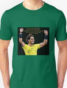 Happy Rafa Unisex T-Shirt