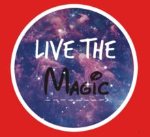 Live the Magic One Piece - Long Sleeve