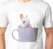 Day Dreaming Bunny (^_^) Unisex T-Shirt