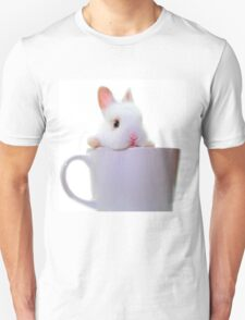 Day Dreaming Bunny (^_^) T-Shirt