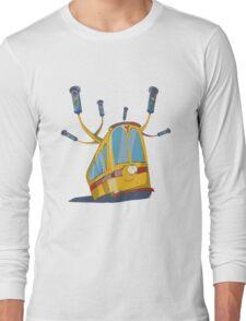 horned trams Long Sleeve T-Shirt