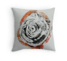 Untitled Abstract Study 38 Throw Pillow