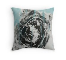 Untitled Abstract Study 39 Throw Pillow