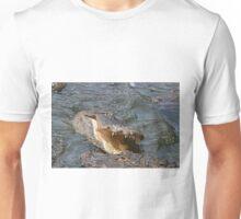 Alligator Action Unisex T-Shirt