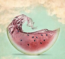 Watermelon by Vin  Zzep