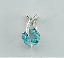 Wholesale necklace pendants, bib, vintage, bridal, crystal pendants by Rocknarendra