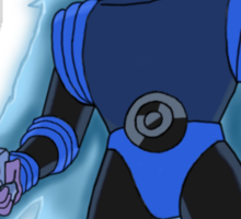 Mr. Freeze - Batman: The Animated Series Sticker