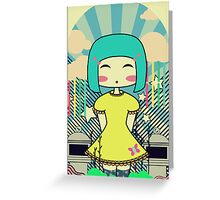 AIKO Greeting Card