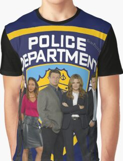 12th Precinct Team Graphic T-Shirt