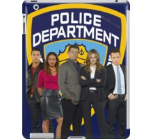 12th Precinct Team iPad Case/Skin