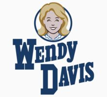 Wendy Davis for Governor One Piece - Long Sleeve
