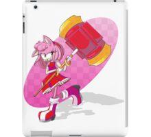 Persistent Pink Piko-Piko Professional iPad Case/Skin