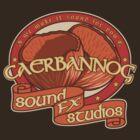 Caerbannog sound FX studios. by J.C. Maziu