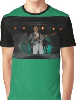 C W Stoneking @ Jazz & Blues Festival Graphic T-Shirt
