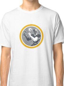 Welder Fabricator Welding Torch Hammer Classic T-Shirt