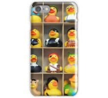 I Always Take My Rubber Ducks With Me iPhone Case/Skin