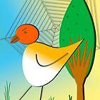 The Bird by RosiLorz
