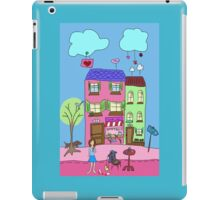 Happy day iPad Case/Skin