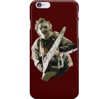 Texas Chainsaw iPhone Case/Skin